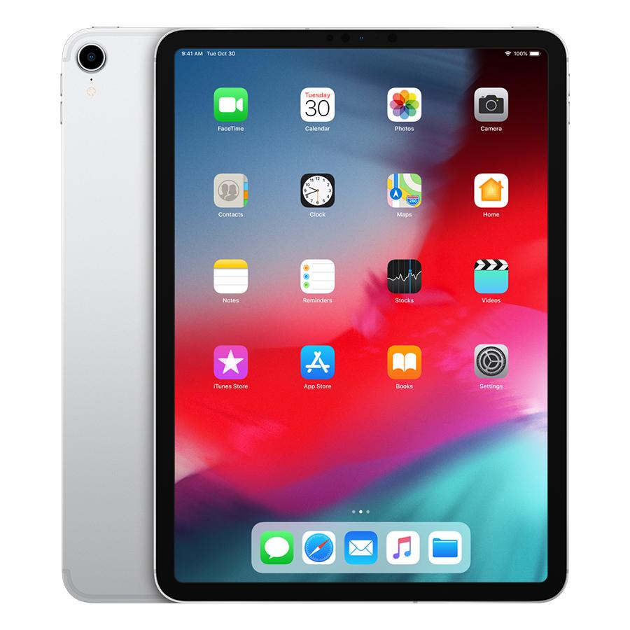iPad Pro 12.9 inch (2018) 256GB Wifi Cellular - Hàng Chính Hãng - 1097282 , 1137083187188 , 62_6878387 , 39990000 , iPad-Pro-12.9-inch-2018-256GB-Wifi-Cellular-Hang-Chinh-Hang-62_6878387 , tiki.vn , iPad Pro 12.9 inch (2018) 256GB Wifi Cellular - Hàng Chính Hãng