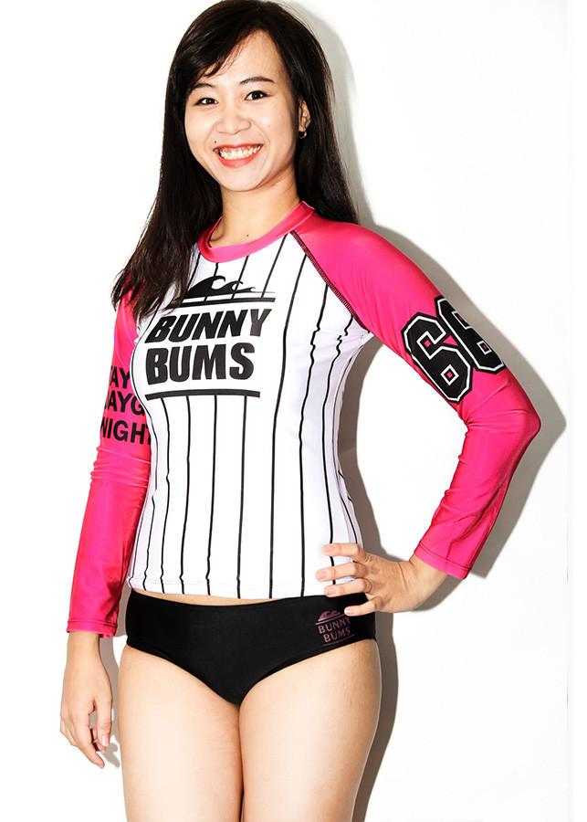 Đồ Bơi Nữ Tay Dài Nữ Hồng Đậm Bunny - 952648 , 5171182088959 , 62_4946025 , 390000 , Do-Boi-Nu-Tay-Dai-Nu-Hong-Dam-Bunny-62_4946025 , tiki.vn , Đồ Bơi Nữ Tay Dài Nữ Hồng Đậm Bunny