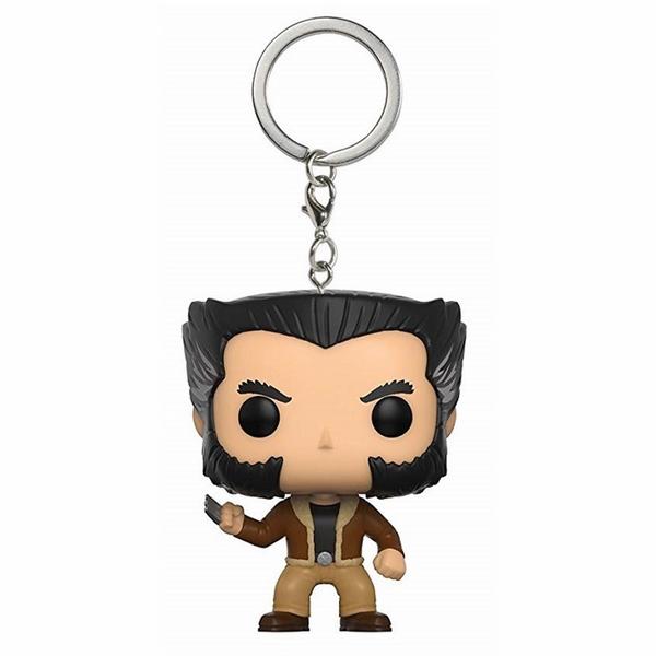Móc Khóa Siêu Anh Hùng Wolverine