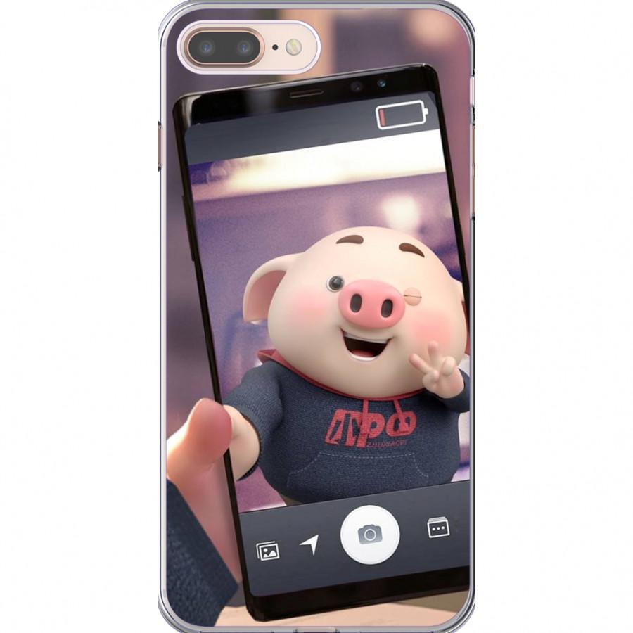 Ốp Lưng Cho Điện Thoại Iphone 7 Plus - Mẫu aheocon 142