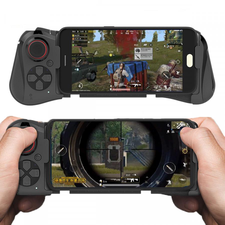 Tay Cầm Chơi Game Mobile Bluetooth 058 - 799940 , 8975630943213 , 62_13632338 , 725000 , Tay-Cam-Choi-Game-Mobile-Bluetooth-058-62_13632338 , tiki.vn , Tay Cầm Chơi Game Mobile Bluetooth 058