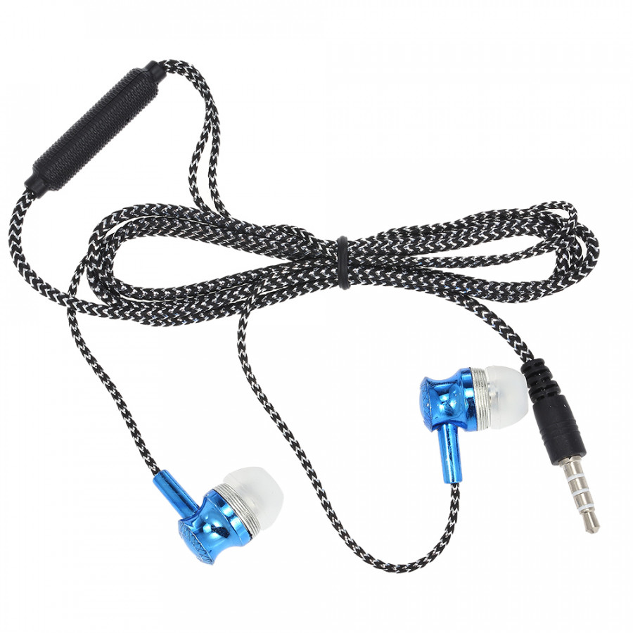 3.5mm Wired Headphone In-Ear Headset Stereo Music Smart Phone Earphone Earpiece Hands-free with Microphone - 2236378 , 6224610763573 , 62_14357708 , 161000 , 3.5mm-Wired-Headphone-In-Ear-Headset-Stereo-Music-Smart-Phone-Earphone-Earpiece-Hands-free-with-Microphone-62_14357708 , tiki.vn , 3.5mm Wired Headphone In-Ear Headset Stereo Music Smart Phone Earphone Earp