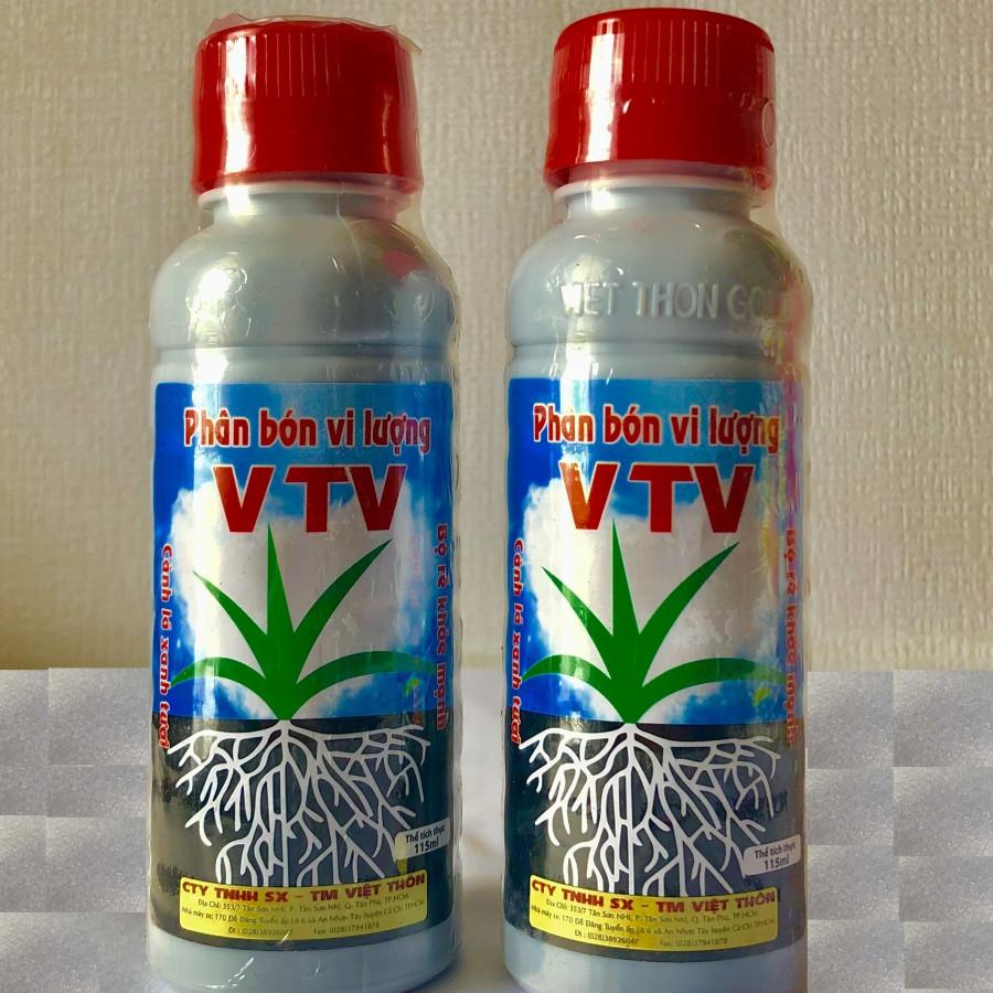 Phân bón lá cao cấp Việt Thôn vi lượng VTV hỗ trợ ra rễ cực mạnh (chai 115ml) - 1867135 , 7383372134546 , 62_14166051 , 40000 , Phan-bon-la-cao-cap-Viet-Thon-vi-luong-VTV-ho-tro-ra-re-cuc-manh-chai-115ml-62_14166051 , tiki.vn , Phân bón lá cao cấp Việt Thôn vi lượng VTV hỗ trợ ra rễ cực mạnh (chai 115ml)