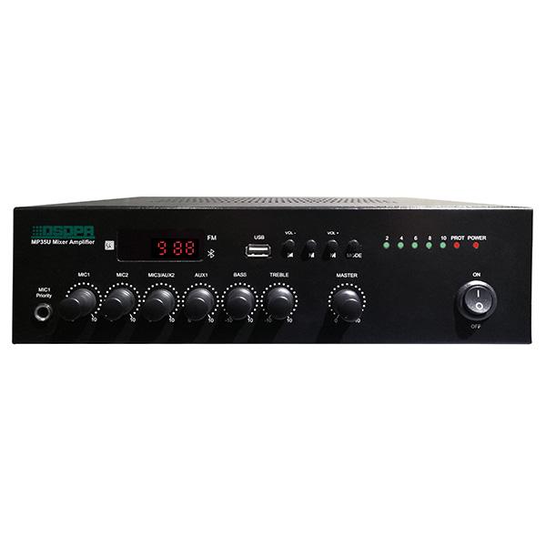 Amplifier Mini Mixer DSPPA - MP35U / 35W Kết Nối Usb / Tuner / Bluetooth Tiện Lợi - Hàng Chính Hãng - 1280578 , 6116879266523 , 62_12121642 , 4300000 , Amplifier-Mini-Mixer-DSPPA-MP35U--35W-Ket-Noi-Usb--Tuner--Bluetooth-Tien-Loi-Hang-Chinh-Hang-62_12121642 , tiki.vn , Amplifier Mini Mixer DSPPA - MP35U / 35W Kết Nối Usb / Tuner / Bluetooth Tiện Lợi -