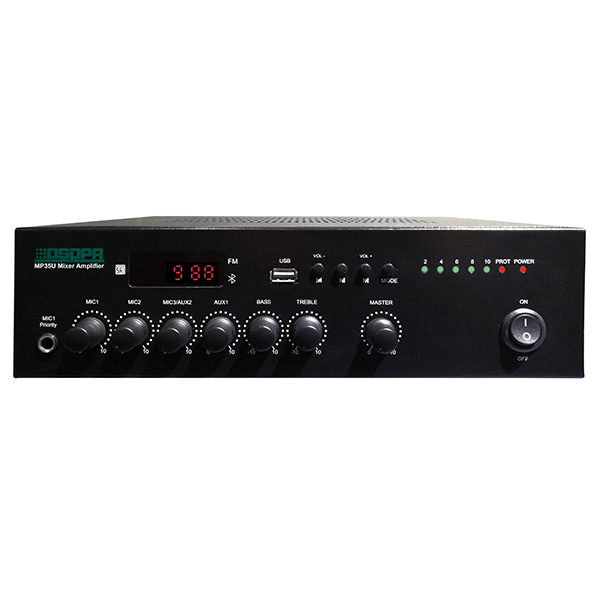 Combo Mini Mixer Amplifier DSPPA MP35U + Tặng Micro Technica ATR1200 - 1280255 , 6032994502158 , 62_12107670 , 3550000 , Combo-Mini-Mixer-Amplifier-DSPPA-MP35U-Tang-Micro-Technica-ATR1200-62_12107670 , tiki.vn , Combo Mini Mixer Amplifier DSPPA MP35U + Tặng Micro Technica ATR1200