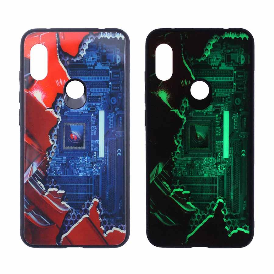 Ốp Lưng Kính Cường Lực Dạ Quang Xiaomi Redmi Note 6 Pro Phát Sáng - Hàng Chính Hãng - 1123842 , 3681891605498 , 62_7087183 , 259000 , Op-Lung-Kinh-Cuong-Luc-Da-Quang-Xiaomi-Redmi-Note-6-Pro-Phat-Sang-Hang-Chinh-Hang-62_7087183 , tiki.vn , Ốp Lưng Kính Cường Lực Dạ Quang Xiaomi Redmi Note 6 Pro Phát Sáng - Hàng Chính Hãng