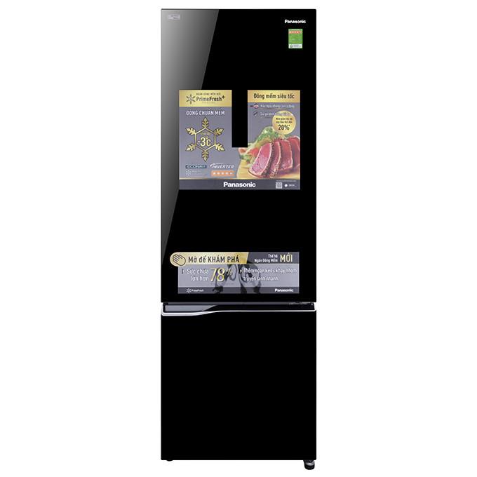 Tủ lạnh Panasonic Inverter 322 lít NR-BC369QKV2 - Hàng chính hãng - 9554318 , 2857280863393 , 62_14791145 , 14990000 , Tu-lanh-Panasonic-Inverter-322-lit-NR-BC369QKV2-Hang-chinh-hang-62_14791145 , tiki.vn , Tủ lạnh Panasonic Inverter 322 lít NR-BC369QKV2 - Hàng chính hãng