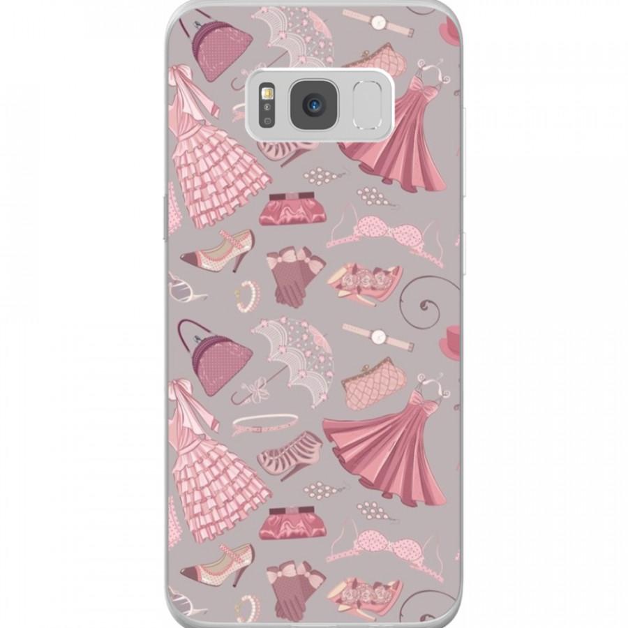 Ốp Lưng Cho Điện Thoại Samsung Galaxy S8 - Mẫu 442