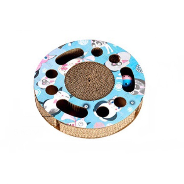 Cào móng hình tròn có lục lạc cho mèo - 1292938 , 2623768124603 , 62_14019627 , 200000 , Cao-mong-hinh-tron-co-luc-lac-cho-meo-62_14019627 , tiki.vn , Cào móng hình tròn có lục lạc cho mèo