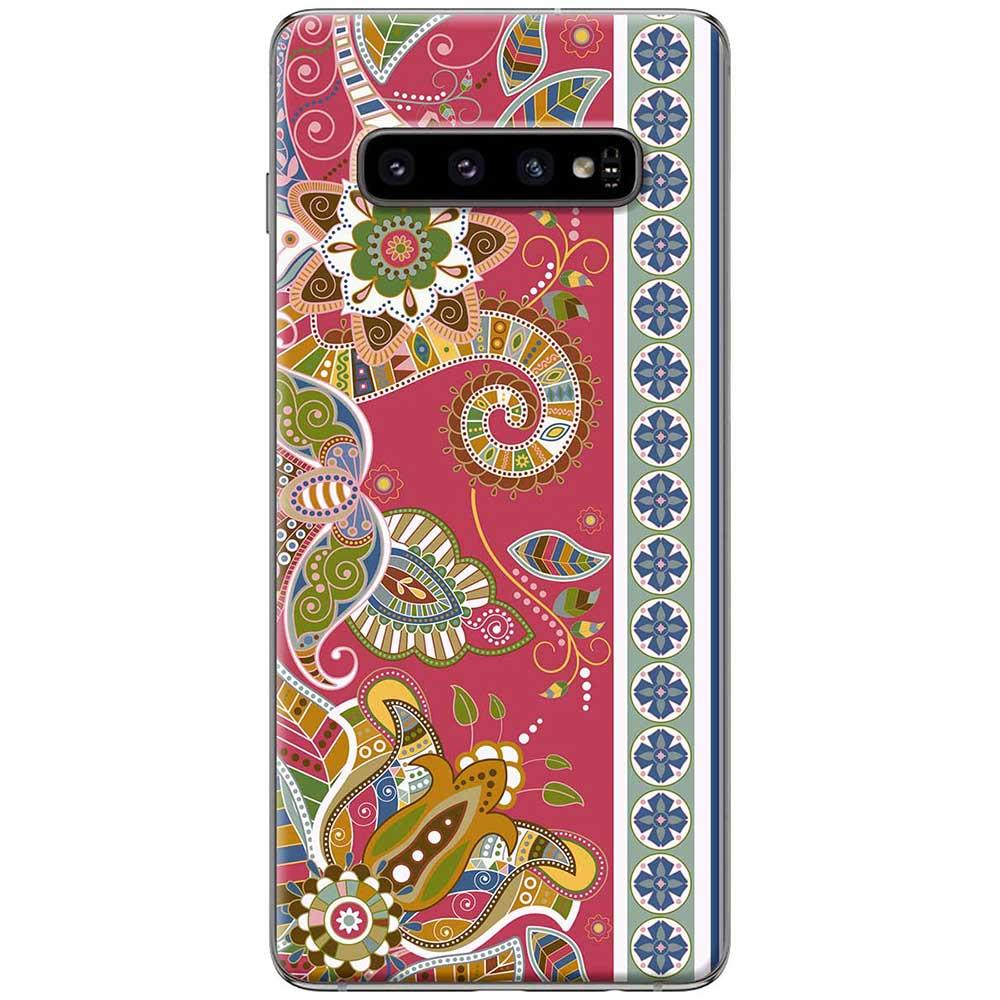Ốp lưng  dành cho Samsung Galaxy S10 mẫu Họa tiết thảm đỏ