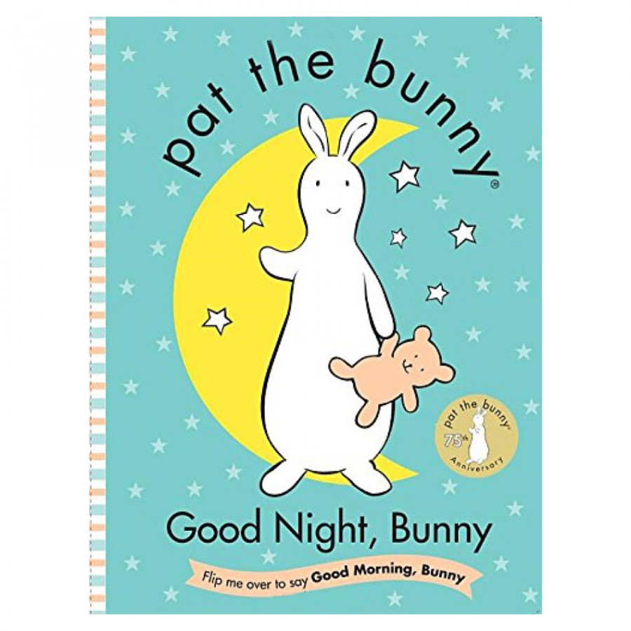 Good Night Bunny/Good Morning Bunny (Pat the Bunny)