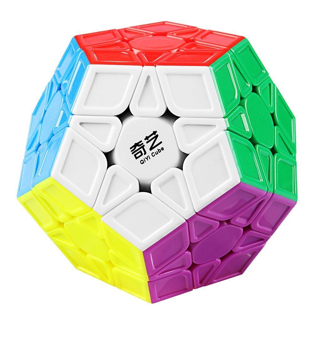 Rubik Qiheng S Megaminx Stickerless - 9455319 , 4450877851889 , 62_2155945 , 170000 , Rubik-Qiheng-S-Megaminx-Stickerless-62_2155945 , tiki.vn , Rubik Qiheng S Megaminx Stickerless