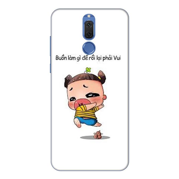 Ốp Lưng Dành Cho Điện Thoai Huawei Nova 2i Quỳnh AKA - Mẫu 7