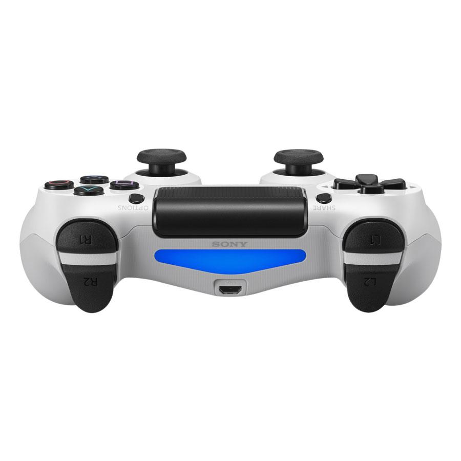 Tay Cầm PlayStation PS4 Sony Dualshock 4 (Màu Trắng) - Hàng Chính Hãng