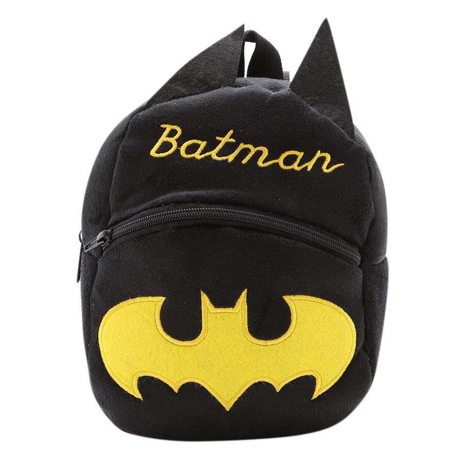 Balo Batman Mihababy - B02_BATMAN (10.5 x 21 x 23.5 cm)