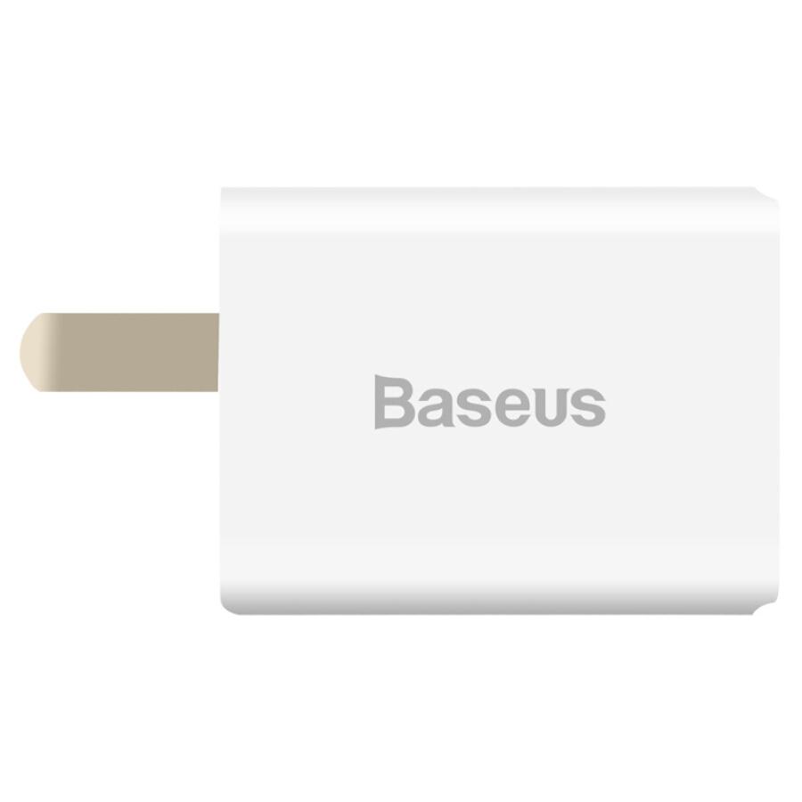 Củ Sạc Hai Cổng Baseus