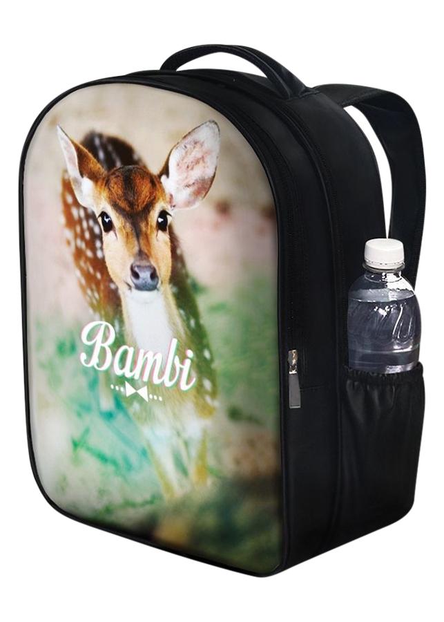 Balo Unisex In Hình Nai Bambi - BLAA229