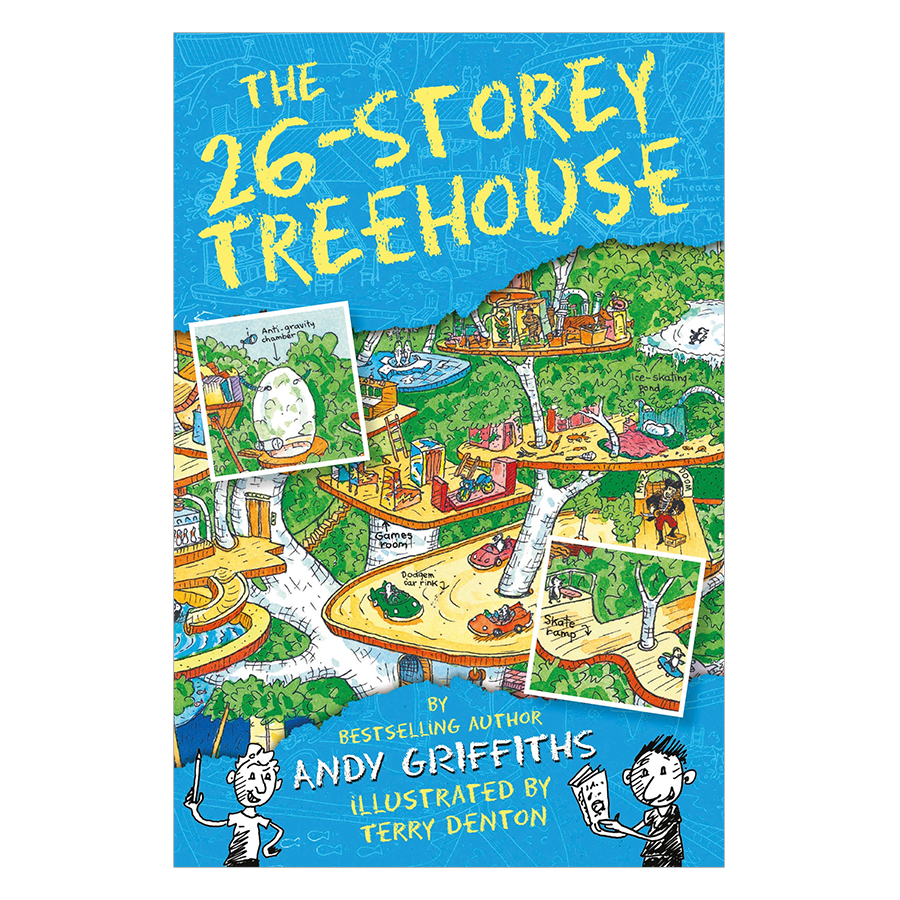The 26-Storey Treehouse - 1082387 , 8217867504448 , 62_3941285 , 231000 , The-26-Storey-Treehouse-62_3941285 , tiki.vn , The 26-Storey Treehouse