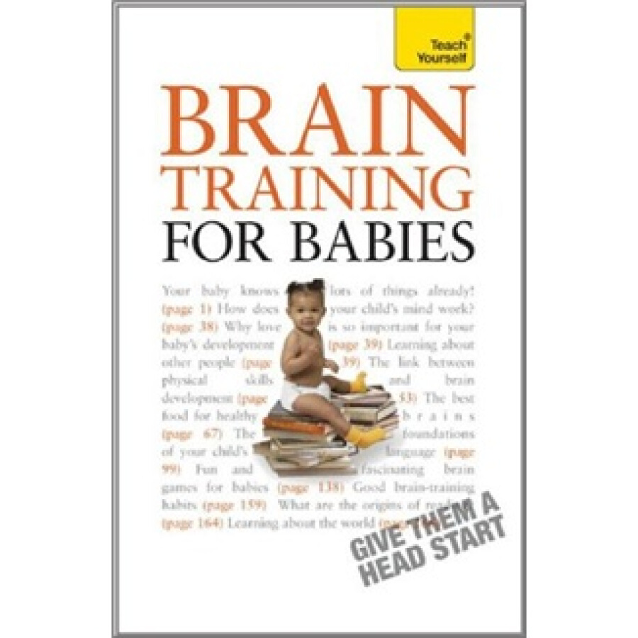 Brain Training for Babies - 1240589 , 6878836528739 , 62_5279757 , 377000 , Brain-Training-for-Babies-62_5279757 , tiki.vn , Brain Training for Babies