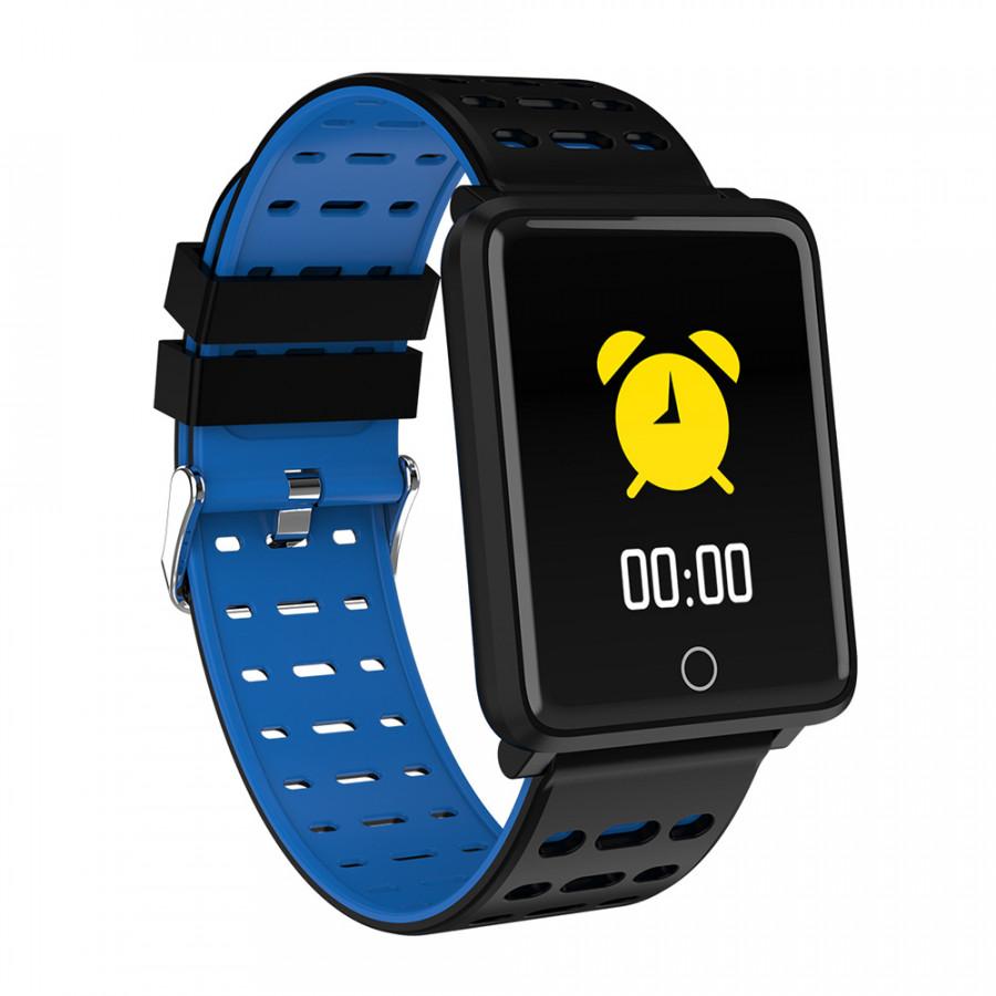 Vòng đeo thông minh F3 | Chống nước 30 mét | Theo dõi vận động, nhịp tim, sức khỏe