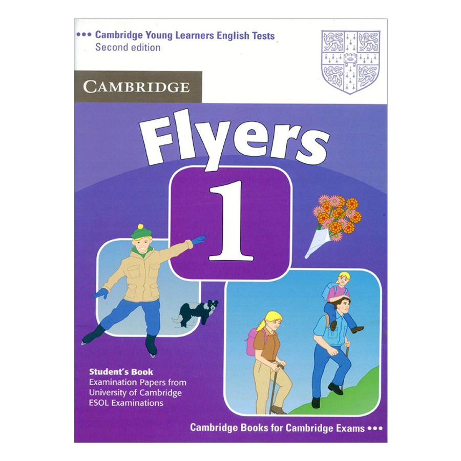 Cambridge Young Learner English Test Flyers 1: Student Book