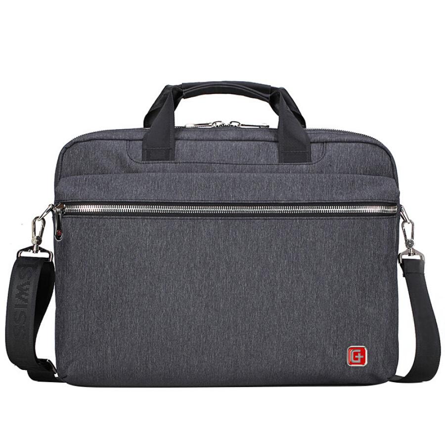 "SWISSGEAR Laptop Bag Men Business Fashion Shoulder Bag Messenger Bag Multifunctional Laptop Bag 15.6 ""SA-9852 Gray - 4770049 , 3480833414910 , 62_10447344 , 821000 , SWISSGEAR-Laptop-Bag-Men-Business-Fashion-Shoulder-Bag-Messenger-Bag-Multifunctional-Laptop-Bag-15.6-quotSA-9852-Gray-62_10447344 , tiki.vn , SWISSGEAR Laptop Bag Men Business Fashion Shoulder Bag Mess"