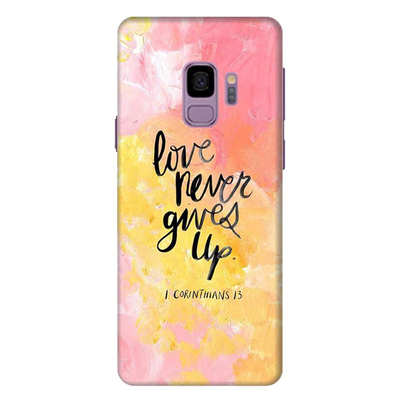 Ốp Lưng Cho Samsung Galaxy S9 - Mẫu 76