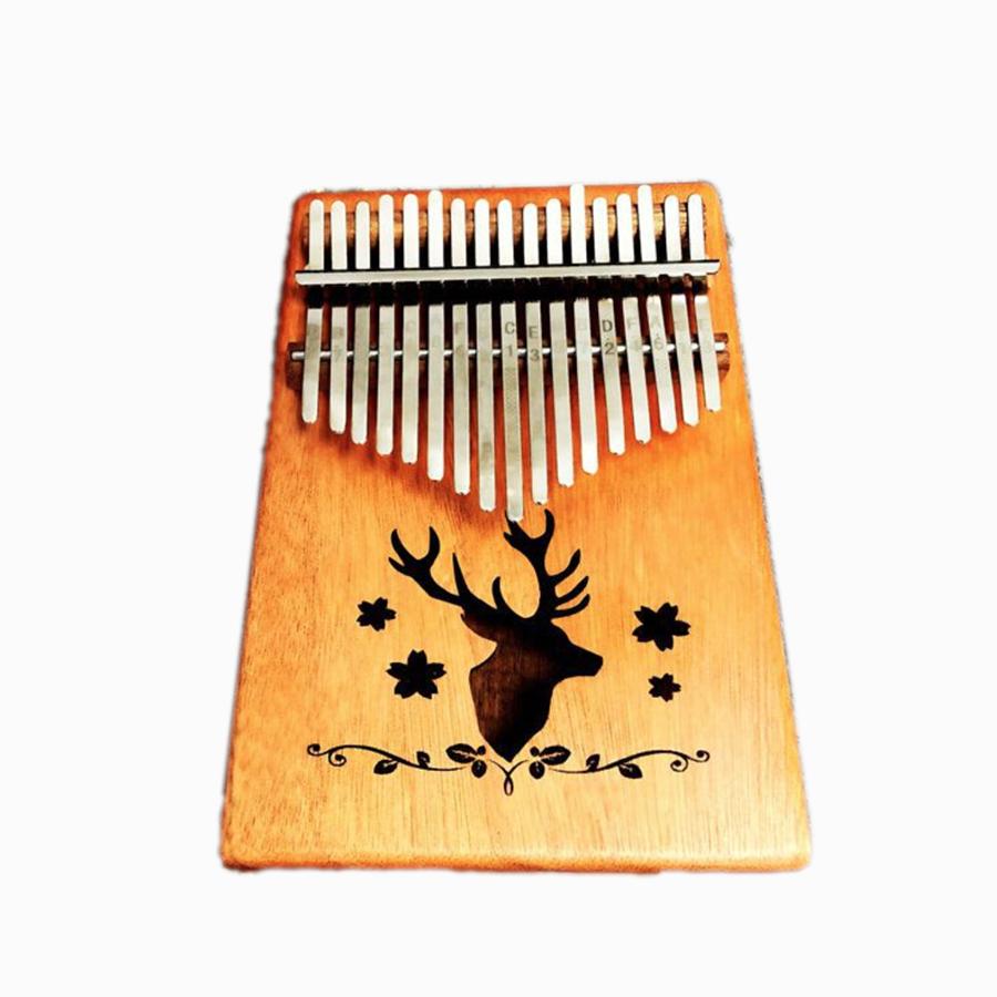 Đàn Kalimba Stiller cao cấp 17 phím, Thumb Piano 17 keys - Gỗ tuần lộc - 1130942 , 2527055394581 , 62_4336313 , 800000 , Dan-Kalimba-Stiller-cao-cap-17-phim-Thumb-Piano-17-keys-Go-tuan-loc-62_4336313 , tiki.vn , Đàn Kalimba Stiller cao cấp 17 phím, Thumb Piano 17 keys - Gỗ tuần lộc