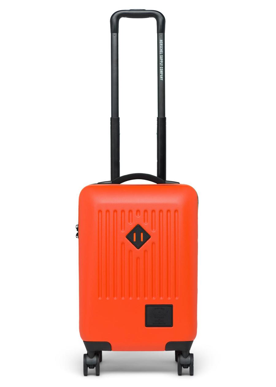 Vali Herschel Trade Carry On Luggage 10601-02220-OS Vermillion Orange (21.5 x 14 x 9 cm)