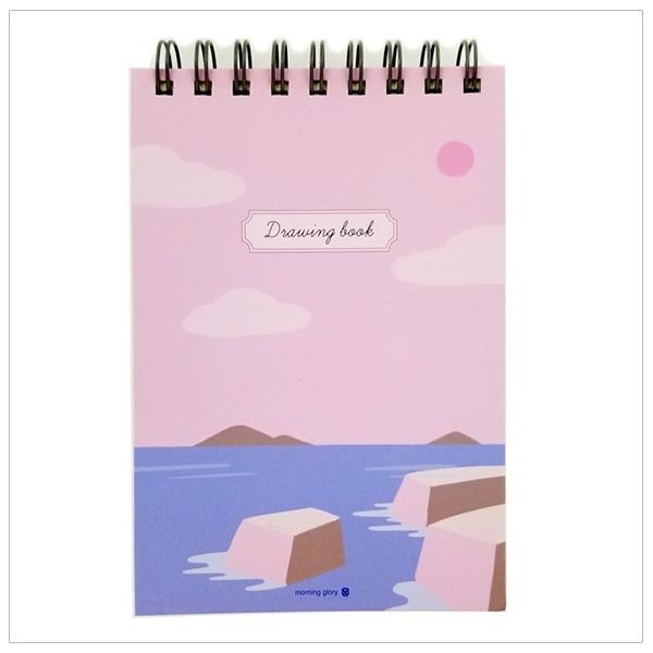 Drawingbook (32J) (Lò Xo Trên) - Morning Glory 81391 - Màu Hồng - 18651388 , 9299678953799 , 62_23413767 , 68000 , Drawingbook-32J-Lo-Xo-Tren-Morning-Glory-81391-Mau-Hong-62_23413767 , tiki.vn , Drawingbook (32J) (Lò Xo Trên) - Morning Glory 81391 - Màu Hồng
