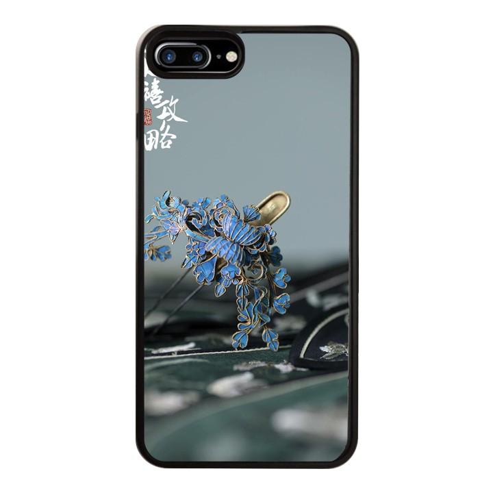Ốp Lưng Kính Cường Lực Dành Cho Điện Thoại iPhone 7 Plus / 8 Plus Diên Hy Công Lược Mẫu 9