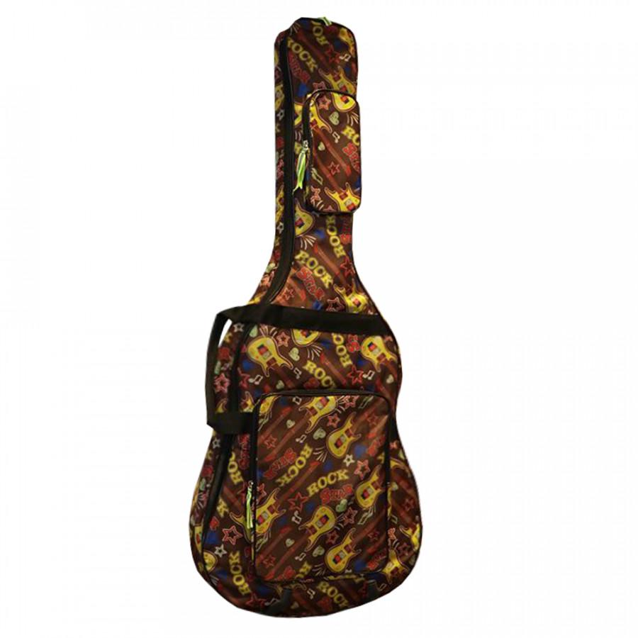 Bao Đàn Guitar 3 Lớp Custom - Brown - 775230 , 1043174070225 , 62_11081658 , 350000 , Bao-Dan-Guitar-3-Lop-Custom-Brown-62_11081658 , tiki.vn , Bao Đàn Guitar 3 Lớp Custom - Brown