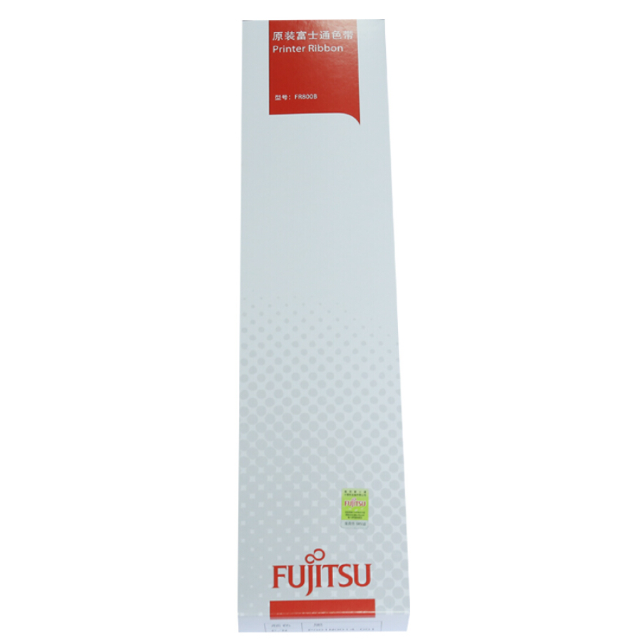 Fujitsu DPK800 Original Black Ribbon (Applicable to: DPK810/880/890/8580E/9800GA)