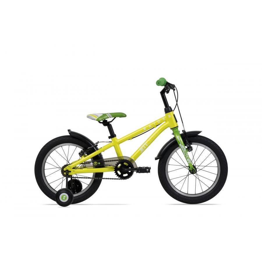 Xe đạp trẻ em Jett Cycles Raider 161618 (Vàng Neon)