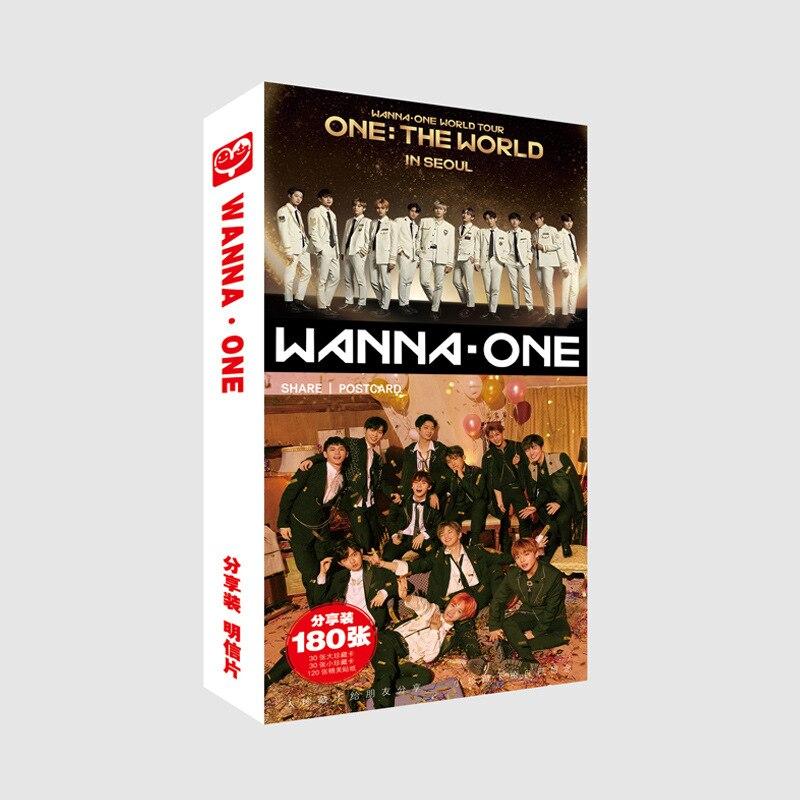 Postcard Wanna One
