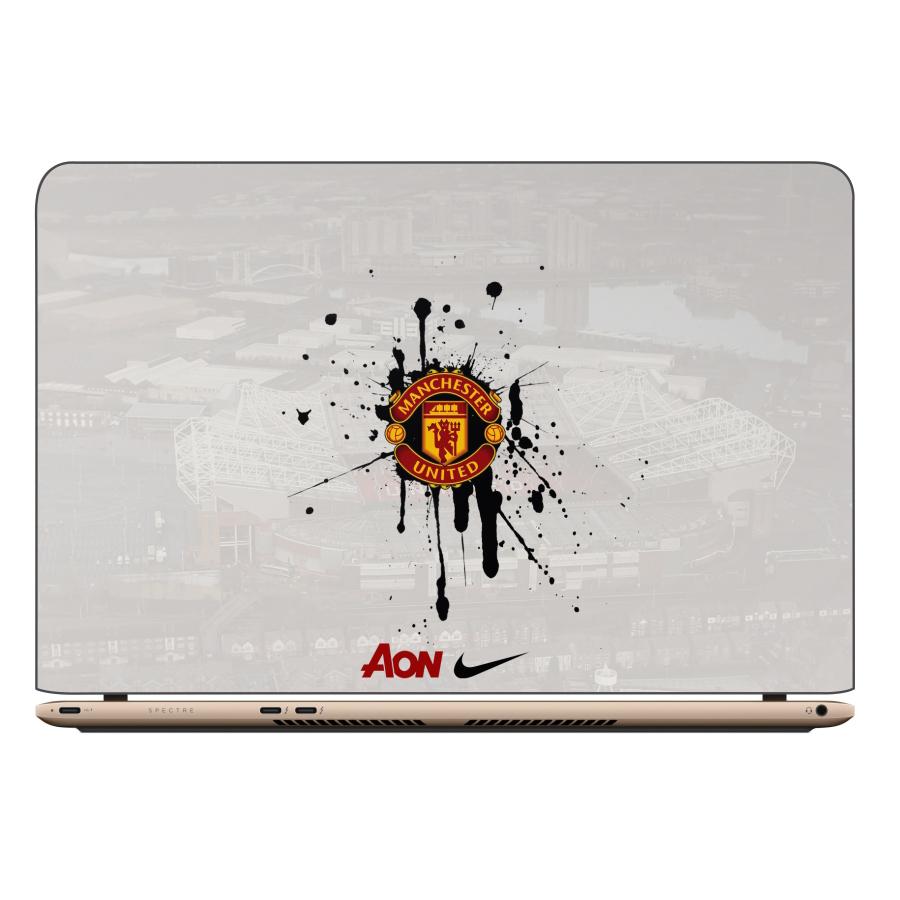 Miếng Dán Trang Trí Decal Laptop Bóng Đá DCLTBD 028