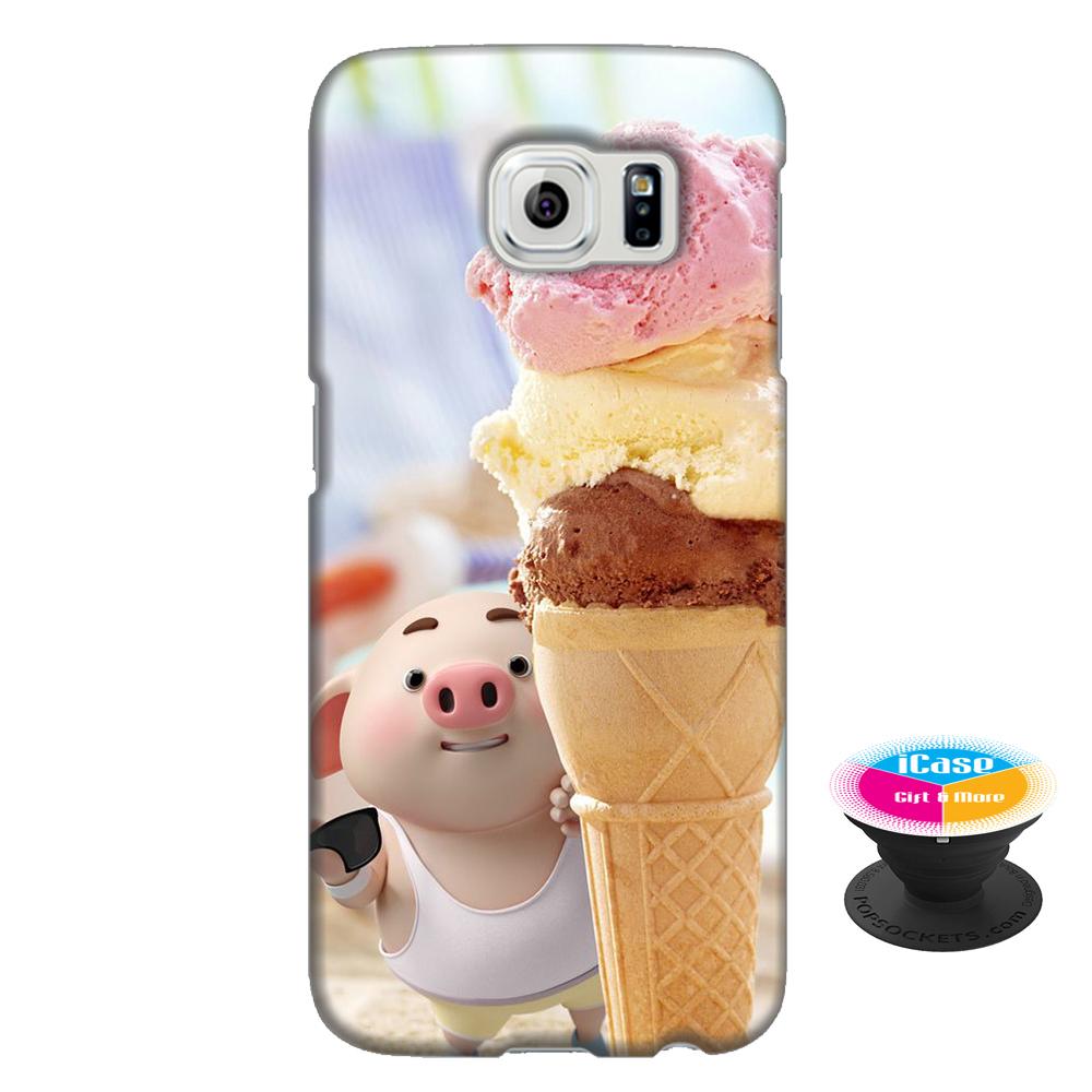 Ốp lưng nhựa dẻo dành cho Samsung Galaxy S6 in hình Heo Con Ăn Kem - Tặng Popsocket in logo iCase - Hàng Chính Hãng - 18696689 , 2657727394042 , 62_24943318 , 200000 , Op-lung-nhua-deo-danh-cho-Samsung-Galaxy-S6-in-hinh-Heo-Con-An-Kem-Tang-Popsocket-in-logo-iCase-Hang-Chinh-Hang-62_24943318 , tiki.vn , Ốp lưng nhựa dẻo dành cho Samsung Galaxy S6 in hình Heo Con Ăn K