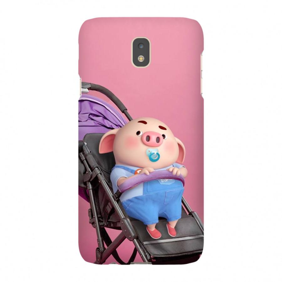 Ốp Lưng Cho Điện Thoại Samsung Galaxy J7 (2017) - Mẫu heocon 130