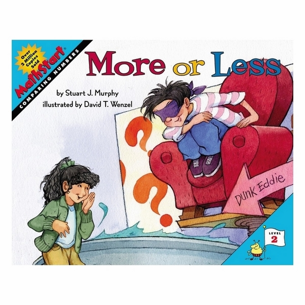 Mathstart L2:More Or Less