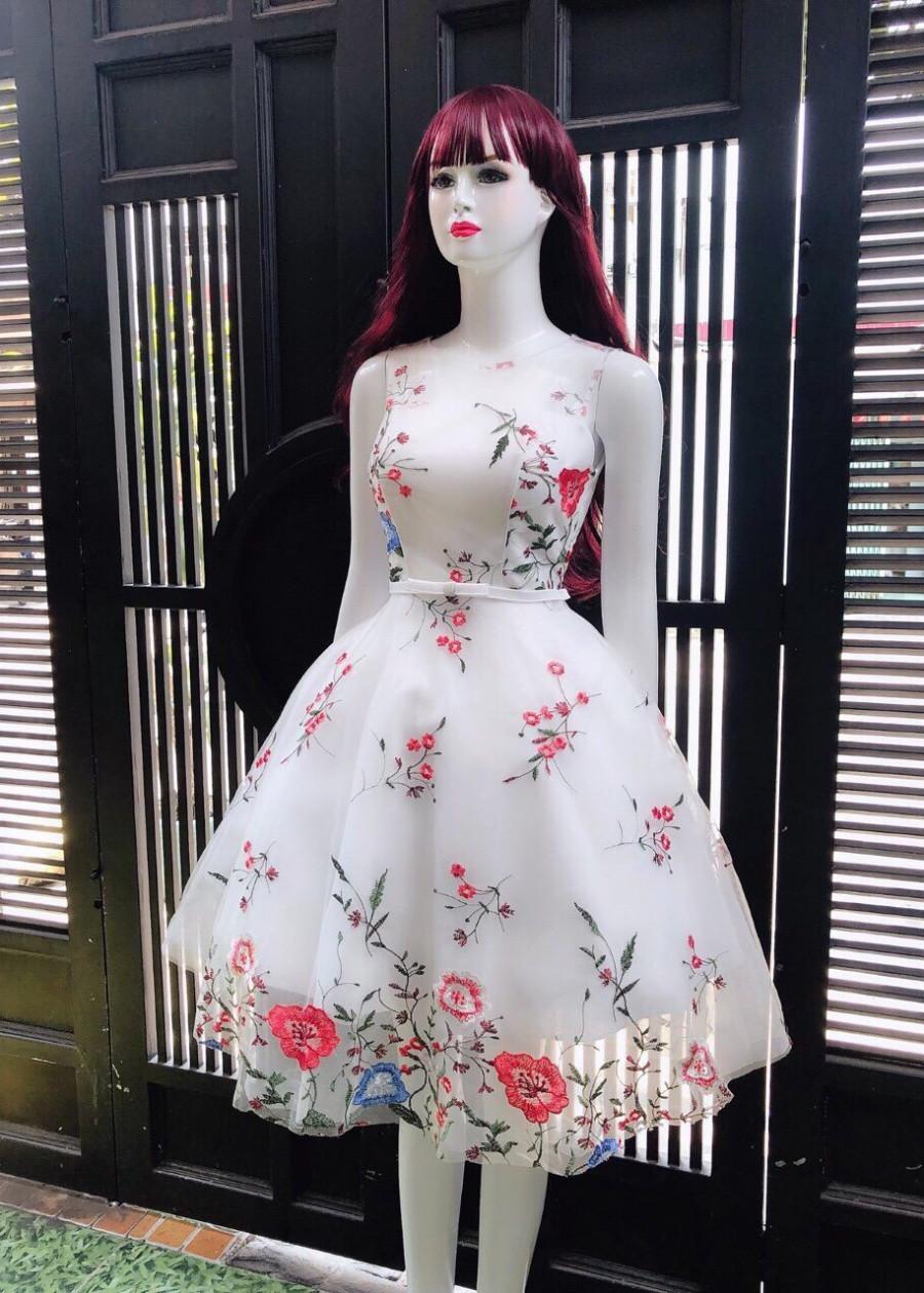 Đầm body dự tiệc CR0002