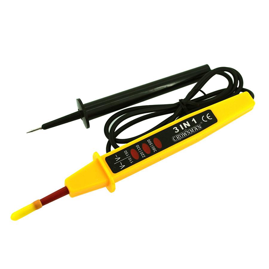Bút đo điện 3 trong 1 Crownman 1728021