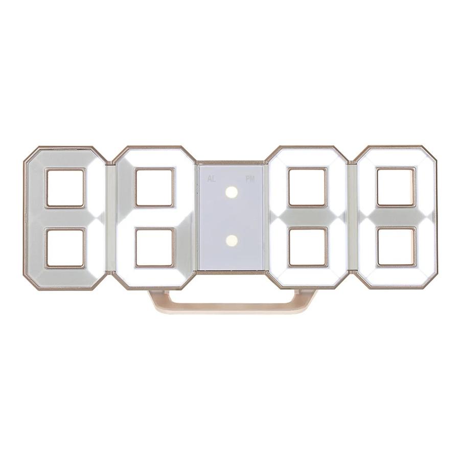 Đồng Hồ LED Treo Tường Kỹ Thuật Số 3D (21.5 x 3.8 x 8.8cm) - 9576126 , 8985091994112 , 62_16106943 , 432000 , Dong-Ho-LED-Treo-Tuong-Ky-Thuat-So-3D-21.5-x-3.8-x-8.8cm-62_16106943 , tiki.vn , Đồng Hồ LED Treo Tường Kỹ Thuật Số 3D (21.5 x 3.8 x 8.8cm)