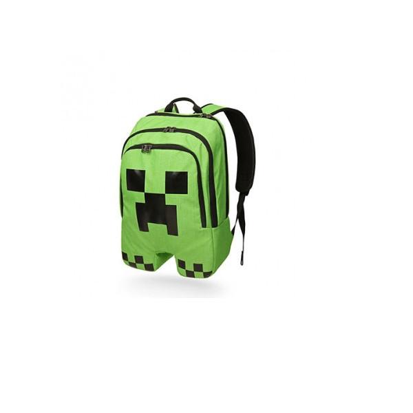 Ba lô Creeper Chân Xanh Minecraft