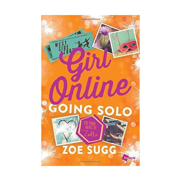 Girl Online: Going Solo - 1696372 , 6940729954373 , 62_11779375 , 510000 , Girl-Online-Going-Solo-62_11779375 , tiki.vn , Girl Online: Going Solo