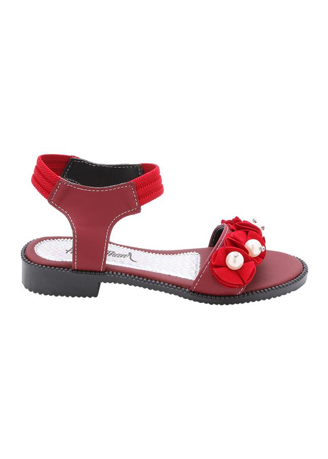 Giày Sandal Cao Gót 3P CN 004 - Đỏ