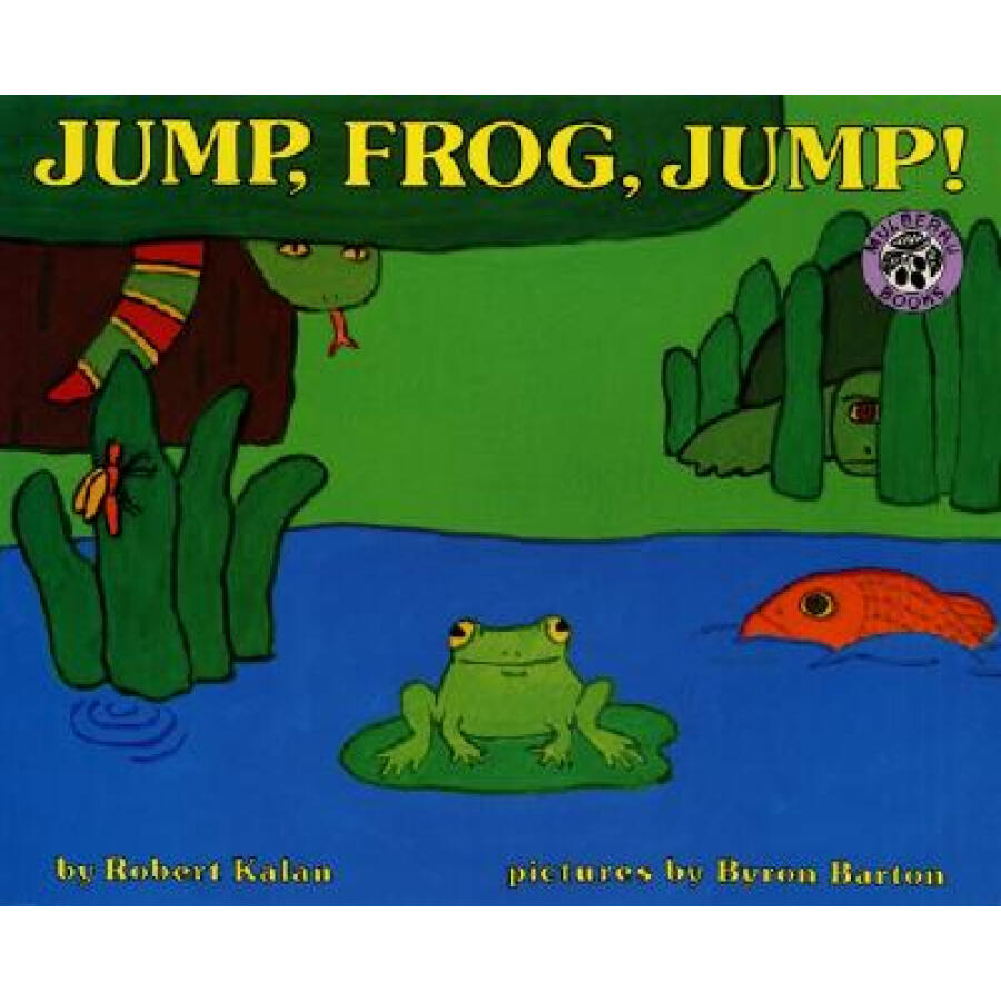 Jump Frog Jump!