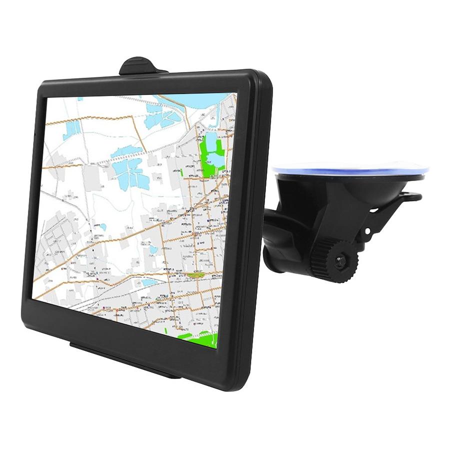 Bộ Thiết Bị Định Vị GPS Màn Hình Cảm Ứng 7inch Cho Xe Hơi