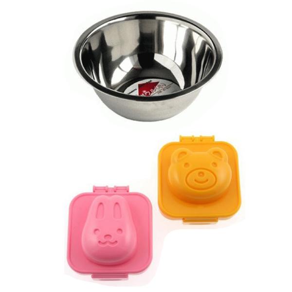 Combo tô đựng đồ nhà bếp inox cao cấp size 18cm + khuôn tạo hình cơm, trứng hình gấu và thỏ nội địa Nhật Bản - 1648301014334,62_5727935,164400,tiki.vn,Combo-to-dung-do-nha-bep-inox-cao-cap-size-18cm-khuon-tao-hinh-com-trung-hinh-gau-va-tho-noi-dia-Nhat-Ban-62_5727935,Combo tô đựng đồ nhà bếp inox cao cấp size 18cm + khuôn tạo hình cơm, trứng hình gấu và thỏ n