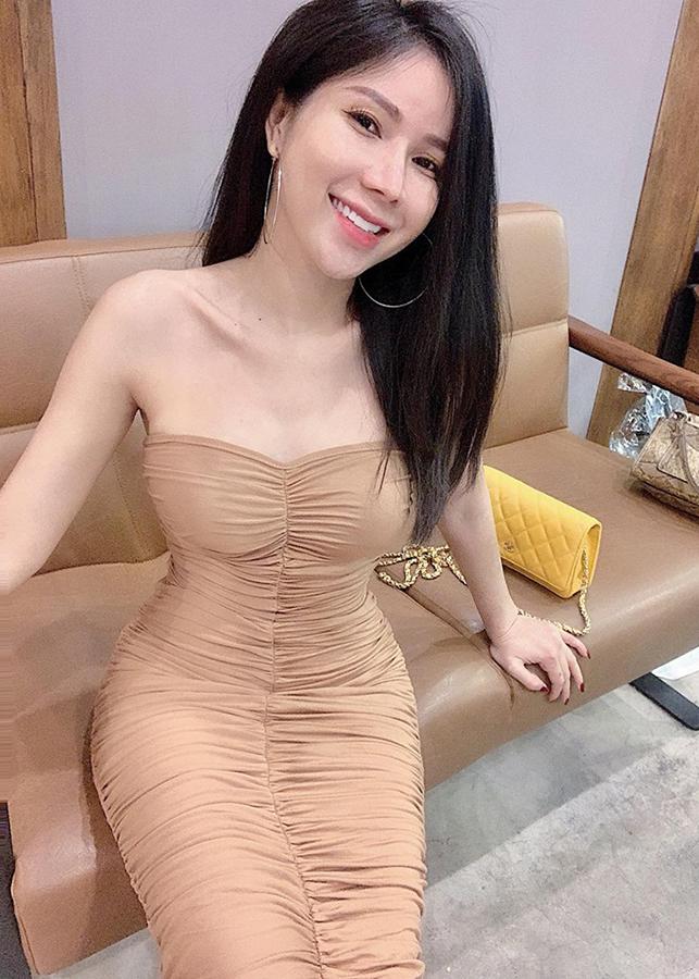 Đầm ôm nữ gợi cảm Freesize LX001