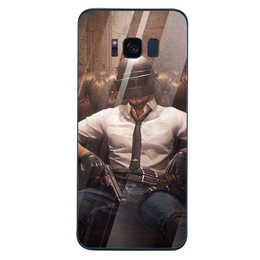 Ốp kính cường lực dành cho điện thoại Samsung S8 - PUBG mobile - pubg013